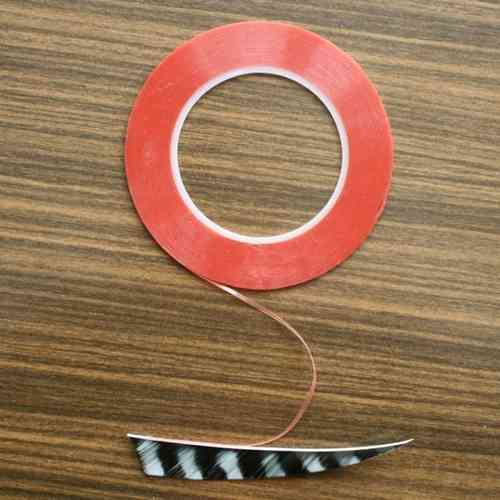 """Befiederungs Klebeband"" Fletching Tape -By Beier Germany"