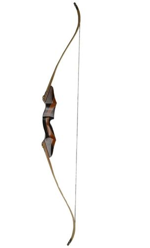 Samick Lightning Clear Nighthawk- Take Down Recurve 60""