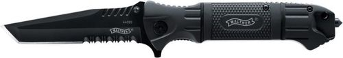 WALTHER BTTK- BlackTacTantoKnife
