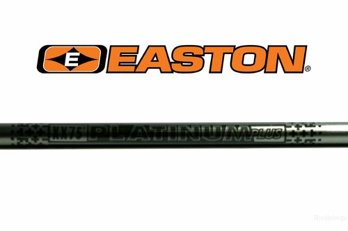 EASTON XX75 Platinum Plus ( inkl. Bushing) Aluminiumschaft