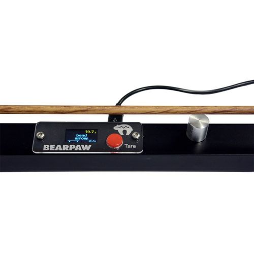 Bearpaw Arrow Analyzer - Spinetester und Waage