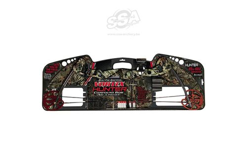 "BARNETT Vortex Hunter 26""-30"" / 45-60lbs RH Camo"