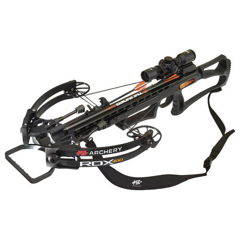 PSE RDX™ 400 Black Compoundarmbrust