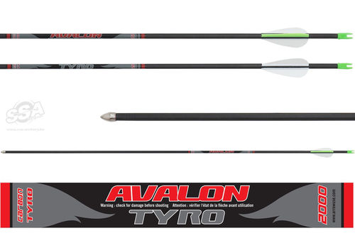 AVALON Tyro Carbonpfeil