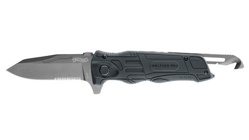 WALTHER PRO Rescue Knife 5.2013 Klappmesser