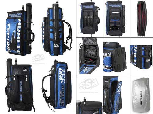 AVALON Tec One 'Full Option' Bogenrucksack