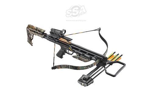 Recurve Armbrust Jaguar II (Jag Two) Camo 175 lbs SET