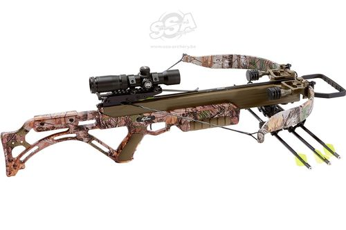 EXCALIBUR Matrix Bulldog 380 Armbrustset inkl. Tac-Zone Scope