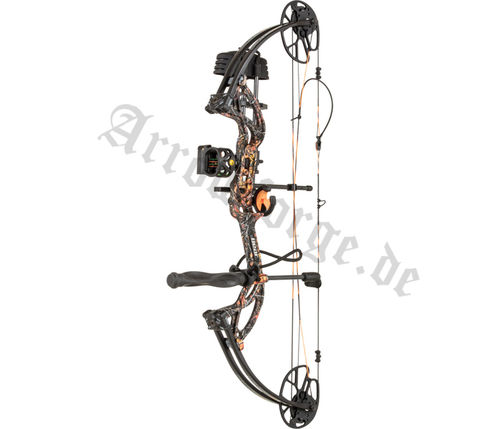 BEAR ARCHERY  Cruzer G-2 RTH Compound Pack