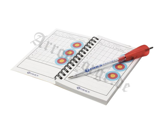 FIVICS - Scorebook Trainingsheft
