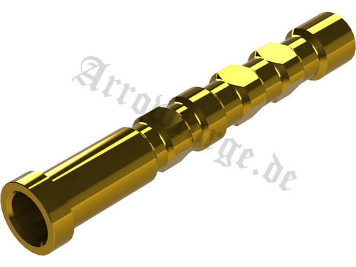 GOLDTIP Messing Brass Insert 0.246 100grain