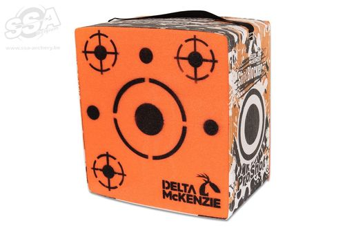 DELTA MCKENZIE Shotblocker ProShot 400fps Armbrust Würfel Orange