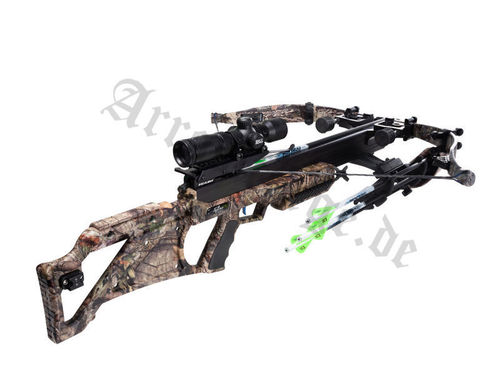 EXCALIBUR Matrix Bulldog 440 Armbrust-SET inkl. EXT Charger & new Tact 100 Scope