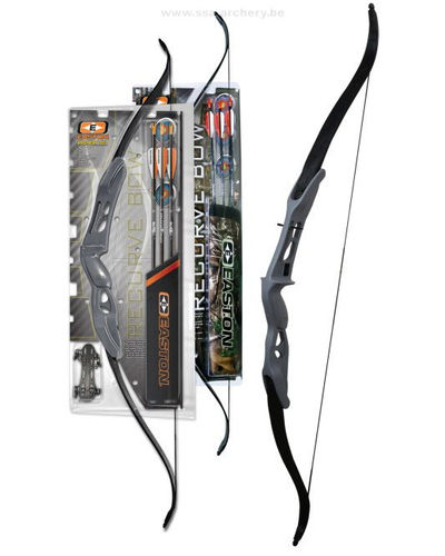 EASTON Recurve Kinderbogenset 52""