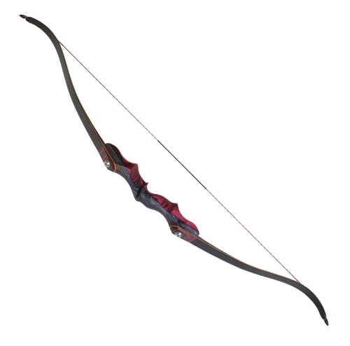 SPIDERBOWS Take-Down Recurve Sparrow